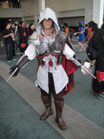 Косплей Assassins Creed №4. Anime Expo 2010
