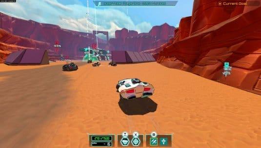 Auto Age: Standoff. Скриншот 4