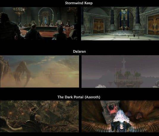 World of Warcraft vs Warcraft: Movie. Part 3