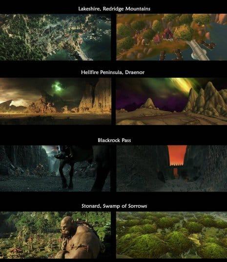 World of Warcraft vs Warcraft: Movie. Part 2