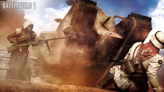 Battlefield 1. Скриншот 5