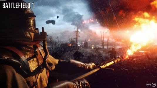 Battlefield 1. Скриншот 3