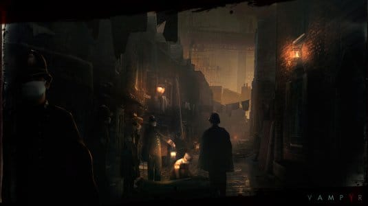 vampyr скриншот 1