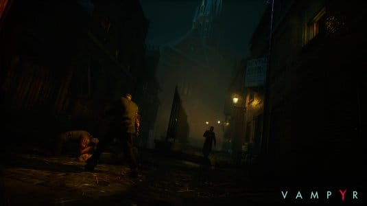 vampyr скриншот 7