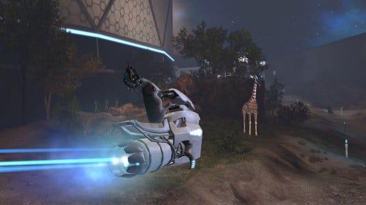 Симулятор козла в космосе. Скриншот 3