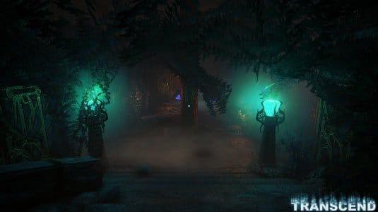 Скриншоты Transcend. №1