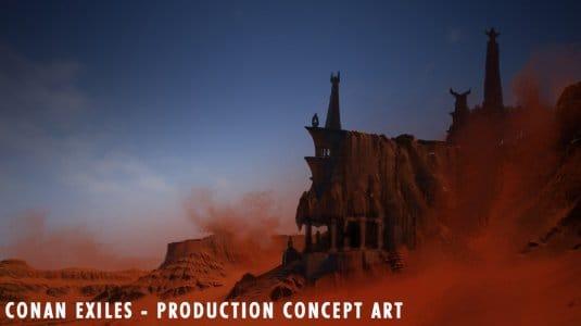 Conan Exiles концепт-арты №1