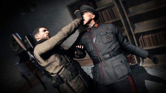 Sniper Elite 4. Скриншот №3