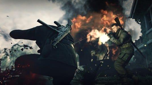 Sniper Elite 4. Скриншот №5