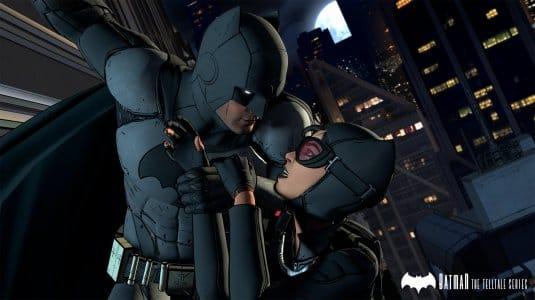 Новые скриншоты Batman: The Telltale Series № 1