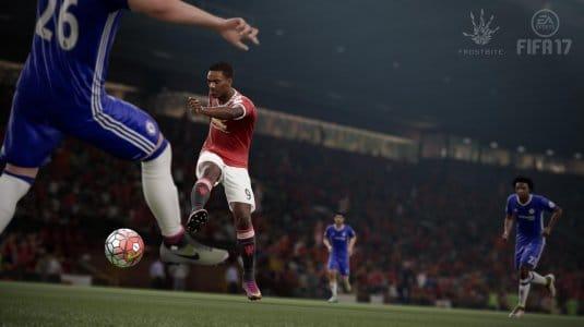 FIFA 17. Скриншоты №10