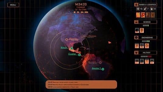 Phoenix Point скриншот из игры 4