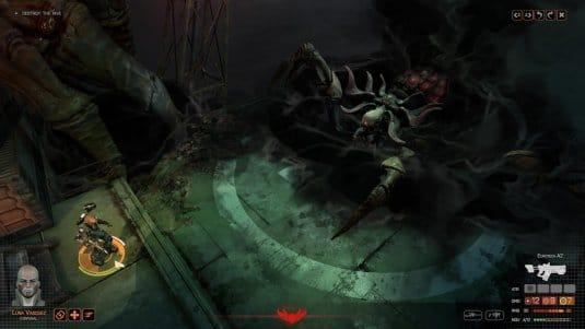 Phoenix Point скриншот из игры 1