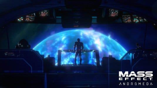 Mass Effect: Andromeda новые скриншоты с E3. #4