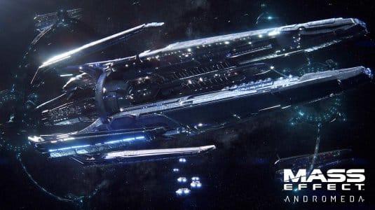 Mass Effect: Andromeda новые скриншоты с E3. #5