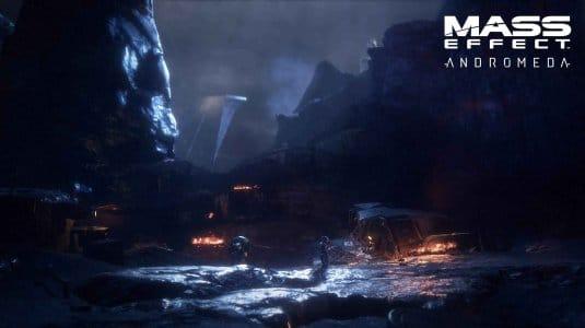 Mass Effect: Andromeda новые скриншоты с E3. #3
