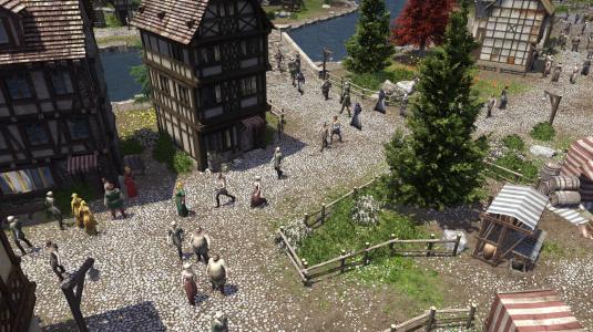 The Guild 3. Люди города