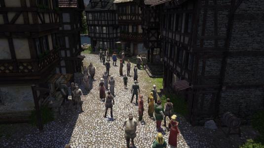 The Guild 3. Население города 1
