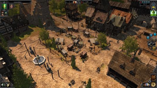 The Guild 3. Рыночная площадь