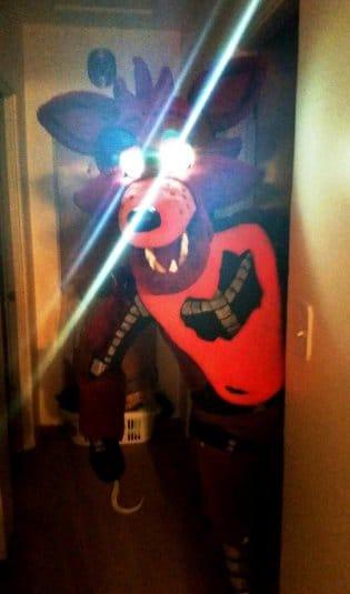 Foxy by ToastyLynx #4