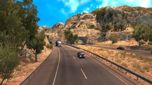 Тоннель U.S. Route 101