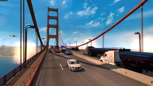 Мост Golden Gate