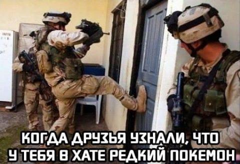 Мемы про покемонов и приколы из ВК #5
