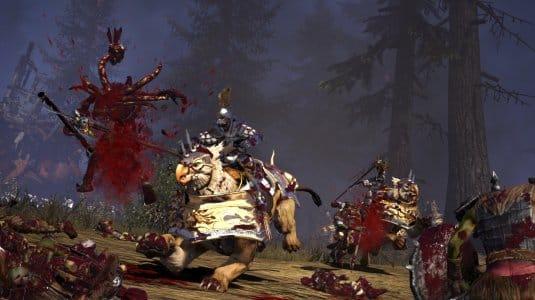 DLC Blood for the Blood God. Скриншот 1