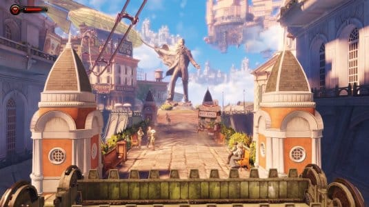 BioShock: The Collection. Скриншот #2