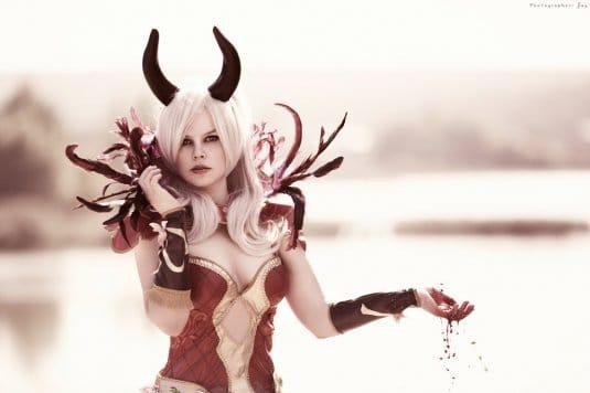 Blood and Soul: Demonion №3