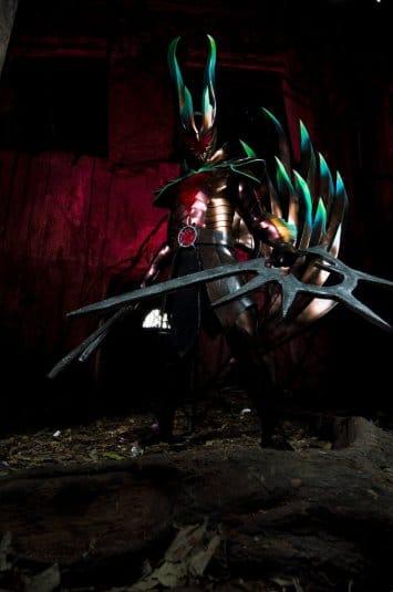 Косплей на Terrorblade — Lansce №1
