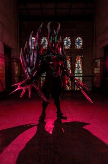 Косплей на Terrorblade — Lansce №5