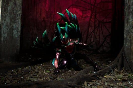 Косплей на Terrorblade — Lansce №2