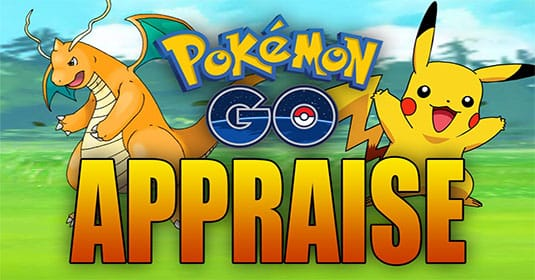 Как оценивать покемонов при помощи функции Pokemon Appraisal