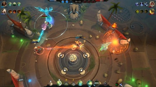 Battlerite скриншот2