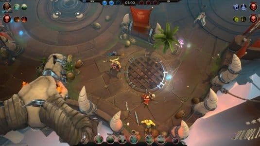 Battlerite скриншот5