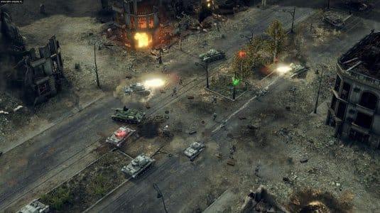 Sudden Strike 4 скриншот 1