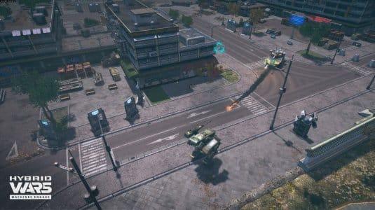 Hybrid Wars скриншот 1