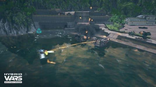 Hybrid Wars скриншот 2