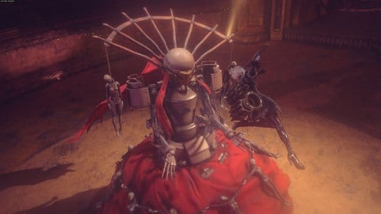 NieR: Automata скриншот 3