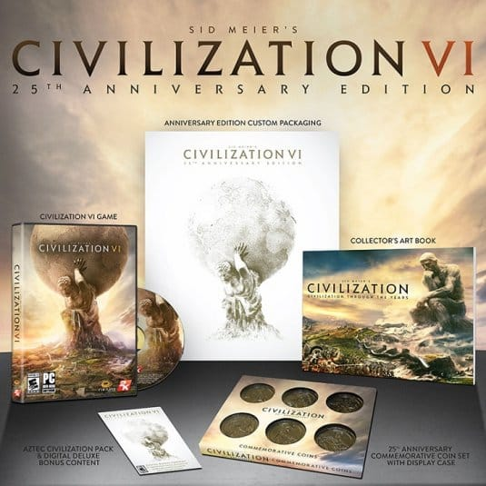 Sid Meier's Civilization VI: 25th Anniversary Edition