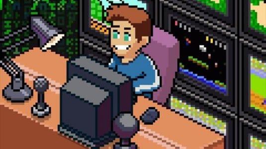 Скриншот PewDiePie's Tuber Simulator
