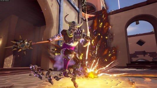 Скриншоты Mirage: Arcane Warfare 4