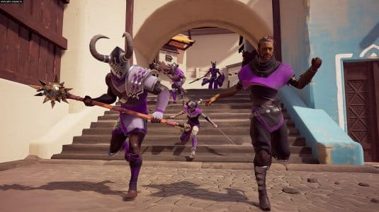 Скриншоты Mirage: Arcane Warfare 2