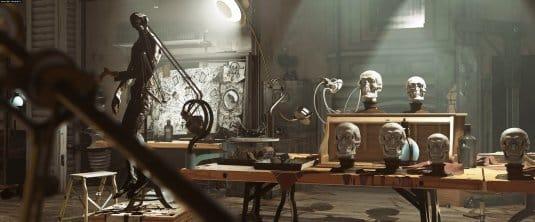 Dishonored 2 новые скриншоты 3