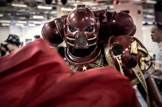 Ленин жив! — косплей на Warhammer 40000 №5