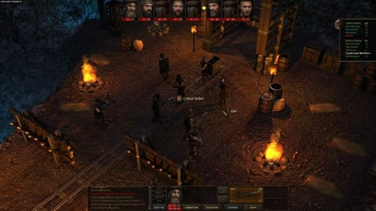 Dungeon Rats. Скриншот 1