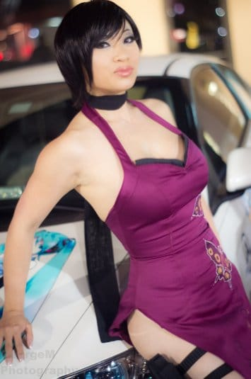 Yaya Han — косплей на Ada Wong (Resident Evil) №2