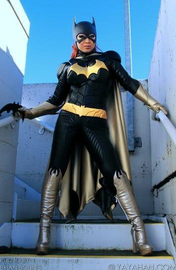 Yaya Han — женский косплей на Бетмена №2
