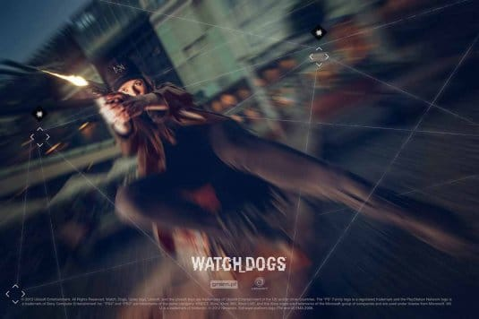 Iga Gorecka  — косплей на Watch Dogs #10